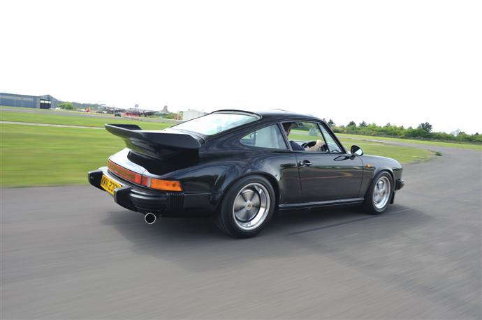 My Porsche 911 on track