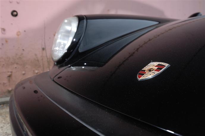 My Porsche 911 Bonnet Badge
