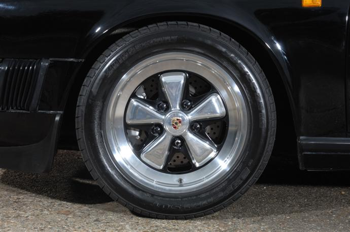 My Porsche 911 Fuchs Alloy Wheel